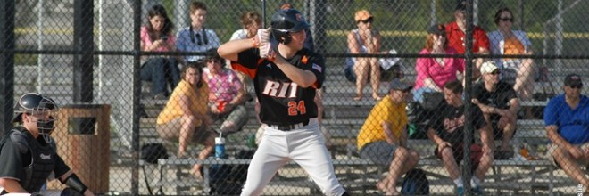 #RIT #Baseball picks up Non-Conference Road Win at #Houghton