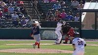 Grand Slam sparks @RocRedWings Victory