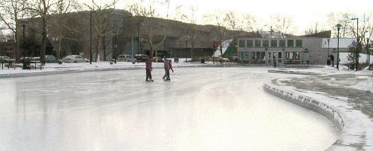 #Downtown ice rink to open #Wednesday