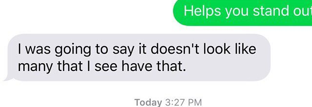 A real text today from a real client. Knowing our service brings a ROI is how I sleep at night. #ScriptableSolutions #RochesterNY #LetsGo @scriptablesllc